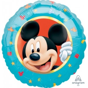 "Anagram Foil - 17"" Mickey Portrait , A-S60-10958"