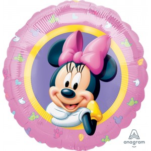 "Anagram Foil - 17"" Minnie Portrait , A-S60-10959"