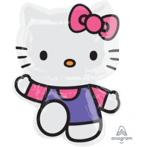 Anagram Foil - Hello Kitty Pink & Purple , A-P38-16800