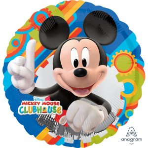"Anagram Foil - 17"" Mickey Mouse Clubhouse , A-S60-20000"