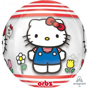 Anagram Orbz™ - Hello Kitty (pkgd.) , A-G40-34703
