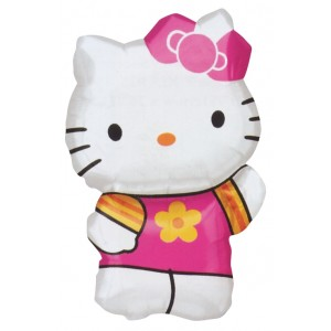 "Anagram Foil - 24"" Summer Kitty (Super Shape) , #A-P30-06356"