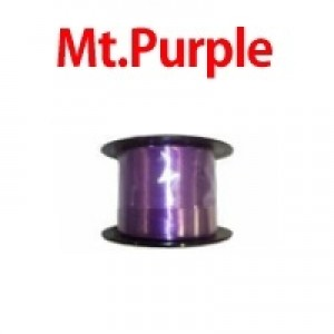 Ribbon 絲帶 Metal Purple , CA-5070A