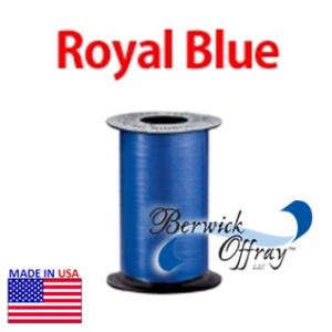 Berwick Ribbon 絲帶 Royal Blue , CA-5012L