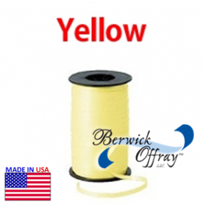 Berwick Ribbon 絲帶 Yellow , CA-5006L