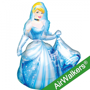 Anagram Foil - Cinderella/ Air Walkers® (pkgd.) , A-P93-23474