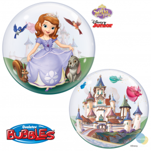 "Bubble 22"" Disney Sofia The First , QBB-65577"
