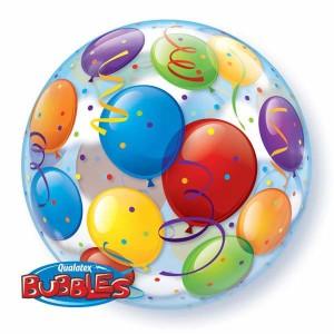 "Bubble 22"" Balloons , QBB-15606"