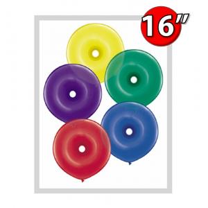 """Assortment Donut 16"""" -  Jewel (50ct) , QL16DJ48883"""