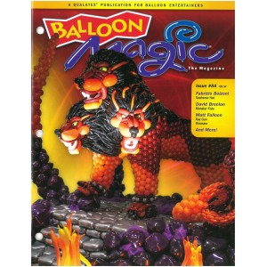 Balloon Magic - ISSUE #84 Qualatex , QE-84-47204