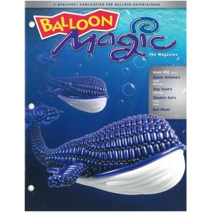 Balloon Magic - ISSUE #92 Qualatex , QE-92-88488