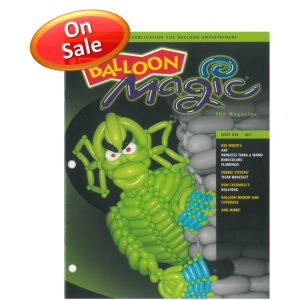 Balloon Magic - ISSUE #49 Qualatex , QE-82836
