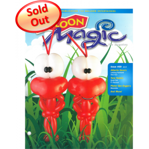 Balloon Magic - ISSUE #89 Qualatex , QE-89-58599