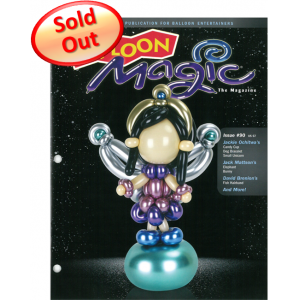 Balloon Magic - ISSUE #90 Qualatex , QE-90-80566