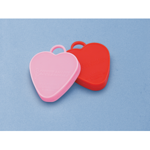 Qualatex - Balloon Weight 85g (Heart Shape) , QA43174