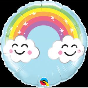 """9"""" Foil Sunshine Rainbow / Air-fill, QF09RI58459"""