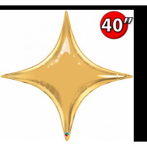"Starpoint 40"" Metallic Gold , QF40SP15565 <Helium #C>"