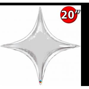 "Starpoint 20"" Sliver , QF20SP22912"