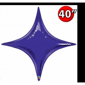"""Starpoint 40"""" Quartz Purple , **QF40SP31873 <Helium #C>"""