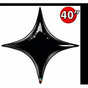 "Starpoint 40"" Onyx Black , *QF40SP31981 <Helium #C>"