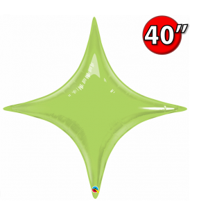 """Starpoint 40"""" Lime Green , *QF40SP39294 <Helium #C>"""