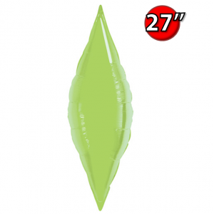 """Taper 27"""" Lime Green / Air-fill , *QF27SP22861"""