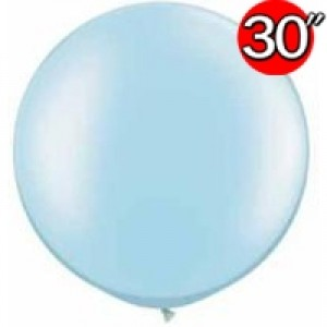 "30"" Pearl Light Blue (2ct) , QL30RP39882 (0)"