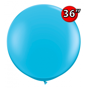 "36"" (3') Robin's Egg Blue (2ct) , QL36RF82784 (0)"