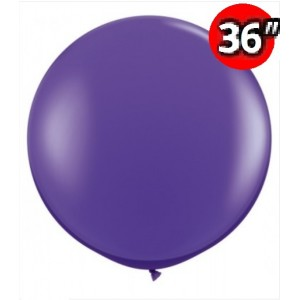 "36"" (3') Purple Violet (2ct) , QL36RF82785 (3)"