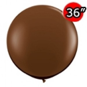 "36"" (3') Chocolate Brown (2ct) , QL36RF83660 (0)"