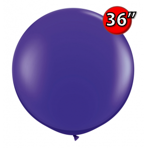 "36"" (3') Quartz Purple (2ct) , QL36RJ42875 (0)"
