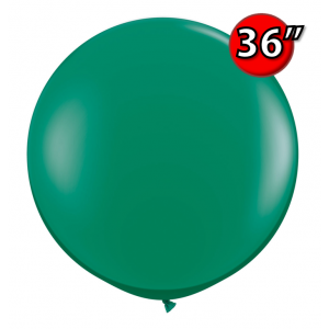 "36"" (3') Emerald Green (2ct) , QL36RJ43002 (0)"