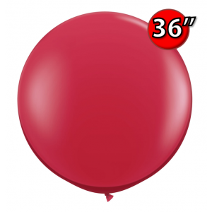 "36"" (3') Ruby Red (2ct) , QL36RJ43057 (0)"