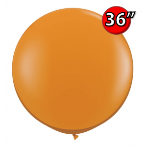 "36"" (3') Mandarin Orange (2ct) , QL36RJ43263 (0)"