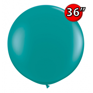 "36"" (3') Jewel Teal (2ct) , QL36RJ43458 (0)"