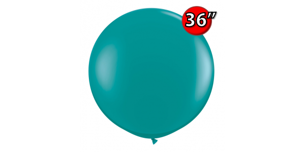 "36"" (3') Jewel Teal (2ct) , QL36RJ43458 (3)"