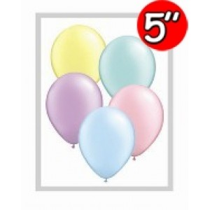 "5"" - Pastel Pearl Assortment , QL05RA43566 (0)"