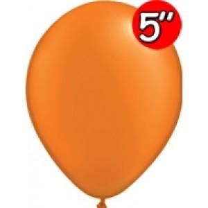 """5"""" Pearl Mandarin Orange , QL05RP48958 (0)"""
