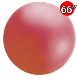 "66"" (5.5') Chloroprene / Red  - Giant Cloudbuster Balloon , *QL66RS91219"