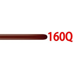160Q Chocolate Brown , QL160F68779