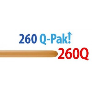 260Q Mocha Brown【Q-Pak】(50ct) , QL260FQ54660