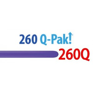 260Q Purple Violet【Q-Pak】(50ct) , QL260FQ54666(2_1)