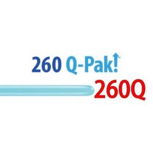 260Q Caribbean Blue【Q-Pak】(50ct) , QL260FQ54670 (QP2_1)
