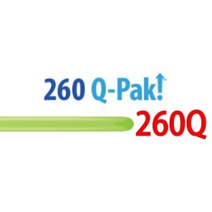 260Q Lime Green【Q-Pak】(50ct) , QL260FQ54693