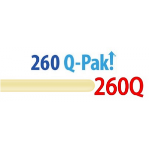260Q Ivory Silk【Q-Pak】(50ct) , QL260FQ55174 (QP3_1)