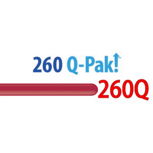 260Q Maroon【Q-Pak】(50ct) , QL260FQ57213(4_3)