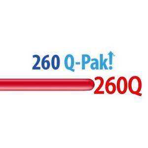 260Q Ruby Red【Q-Pak】(50ct) , QL260JQ55160 (0_0)