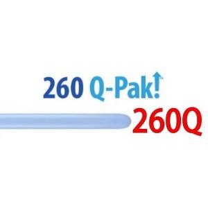 260Q Neon Blue【Q-Pak】(50ct) , QL260NQ54697 (QP2_0)