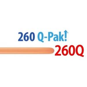 260Q Neon Orange【Q-Pak】(50ct) , QL260NQ54705 (QP2_0)