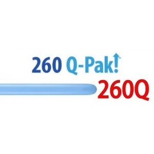 260Q Std Pale Blue【Q-Pak】(50ct) , QL260SQ54651(1_1)